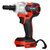 18V 520N.m. Li-Ion Cordless Impact Wrench Driver 1/2'' Electric Wrench Replacement for Makita Battery