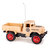 URUAV 1/24 27Mhz 4WD Crawler Off Road RC Car RTR Vehicle Models Military Truck