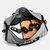 Męska torba wielofunkcyjna o dużej pojemności Torba crossbody Torba podróżna Torba sportowa