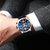 CURREN 8348 Full Steel Watch Band Quartz Watch Luminous Display Business Men Watch