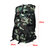 Men Large Capacity Foldable Camouflage Double Backpack Hiking Camping Travel Bag