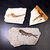 China 150 Million Years Ago Genuine Bony Fosslien Lycoptera Real Fossil Fish Decorations