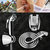 Bathroom Toilet Bidet Shower Douche Sprayer Head Hose Clean Kit Shattaf Handheld