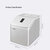 220V Mini Automatic Electric Ice Making Machine Portable Round Block Ice Cube Maker Small Bar Coffee Shop from xiaomi youpin