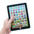 Baby Tablet Educational Toys Girls Learning English Voice Teach Toy Tablet