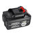 98VF 12000mAh Electric Cordless Impact Wrench Driver with 2 Batteries Power Repair Tools Kit