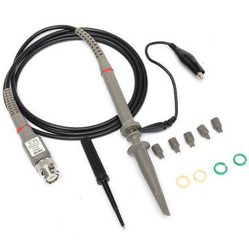 DANIU 1 Set P6100 DC-100MHz Osiloskop Probe 100MHz Scope Clip Probe, Tektronix için
