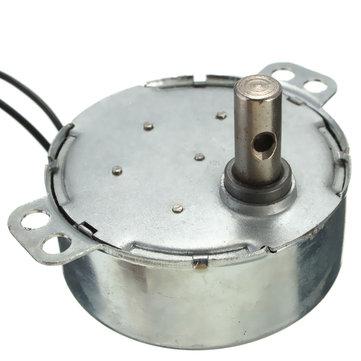 Wechselstrommotor 4W für Plattenspieler-Synchronmotor 220-240V für Mikrowellen 2.5-3RPM
