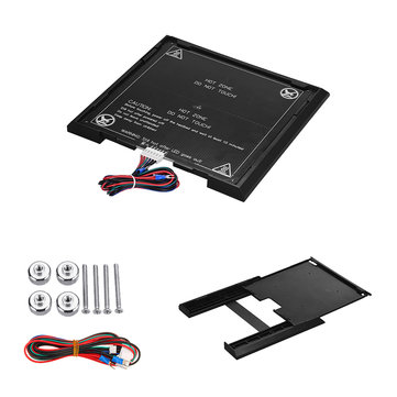 12V Removable Printing Platform Build Surface MK3 Aluminum Substrate Heated Bed for A8 3D Printer