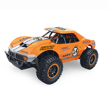 Flytec SL-150A 1/14 Scale 2WD 2.4GHz Muscle Semi-High Speed Off Road RC Car Vehicle Models