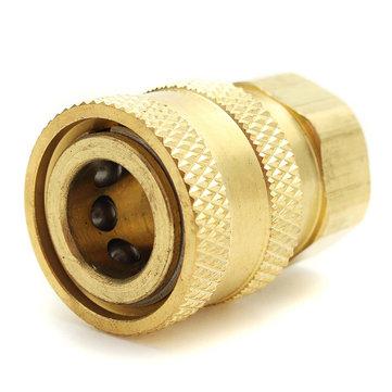 Adaptador M14 para 1/4 de polegada rápida Conector para lavadora de alta pressão