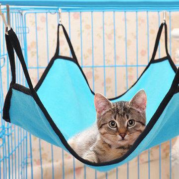 Pet Cat Cachorro Hamaca Soft Cama Animal Pendurado Pupply Consolador Ferret Cage House