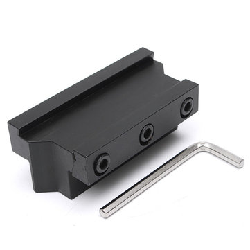SMBB2032 Grooving Cut Off Blade Holder CNC Frezen Cutter Holder Voor SPB32 Blade