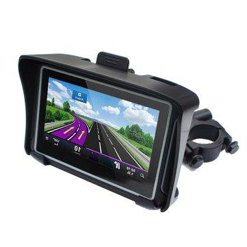 Wasserdichtes 4.3 Zoll Fahrzeug gps Navigation mehrfunktionell mehrsprachig