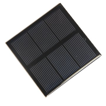 0.7W 1.5V Mini Solar Panel With Line Rechargeable 1.2V Battery