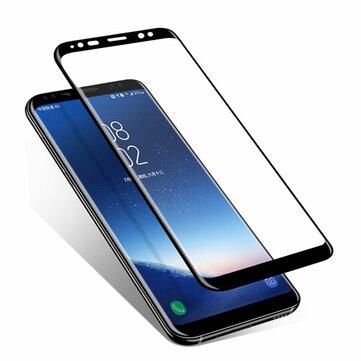 Bakeey Proteggi schermo in vetro temperato per schermo curvo 3D per Samsung Galaxy S9 Plus