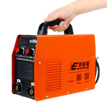ZX7-250 220V Portable IGBT Electric Welding Machine Semi Auto Inverter Welding Tool