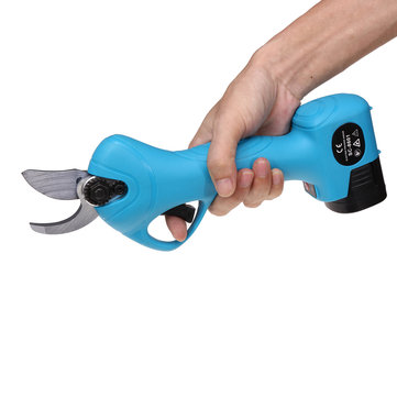 Branch Pruning Shears Lithium-ion Battery 16.8V Rechargeable Electric Wireless Pruning Shear Branch Pruning Shears for Sharp Cutting Tools