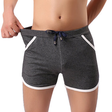 Casual Home Arrow Pants Sport Gym Beach Hot Springs Boxers Shorts for Men