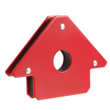 Magnetic Welding Holder Arrow Shape for Multiple Angles Holds Up to 25 Lbs for Soldering  Assembly Welding Pipes Installation