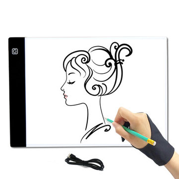Animation A4 Tracing Copy Board Drawing Board Calligraphy Transmitter Drawing Tool