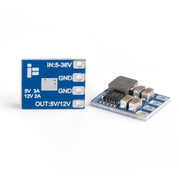 iFlight BEC 2-8S 5V 2A 12V 3A Switchable for RC Drone FPV Racing Multi Rotor