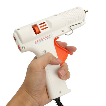 150W Hot Melt Glue Gun High Power Fast Heat Temperature 100-240V Adjustable EU Plug