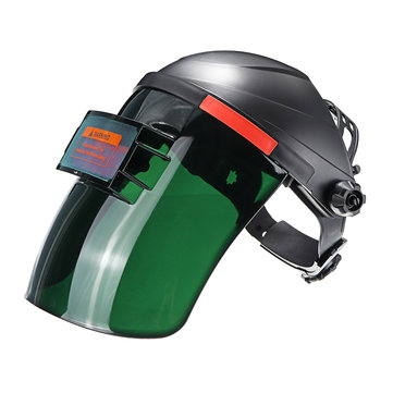 Auto Darkening Welding Helmet Mask Welders Grinding Function Solar Power