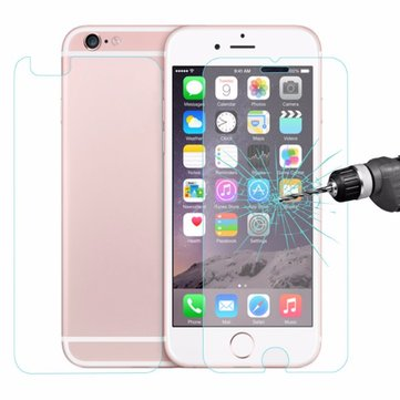 ENKAY 0.26mm Front+Back 9H Hardness 2.5D Explosion Proof Tempered Glass Protector For iPhone 6S Plus