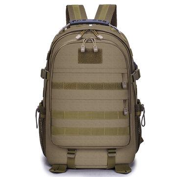 Nylon Водонепроницаемы Тактический рюкзак На открытом воздухе Кемпинг Путешествия Сумки Для мужчин