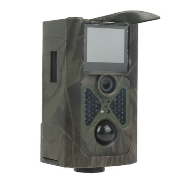HC550A Scouting Hunting HD 1080P 16MP 120 Degree Wide Angel Photo Trap Wildlife Game Trail Camera