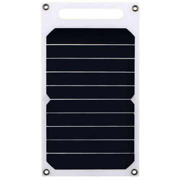 10W 5V Solar Panel Solar Charger Portable Inventory Solar Emergency Charger