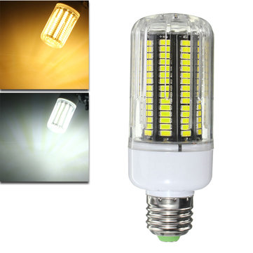 E27 E14 E12 B22 15W 170 SMD 5730 LED 1200Lm Zuiver Wit Warm Wit Deksel Maaimachine AC110V