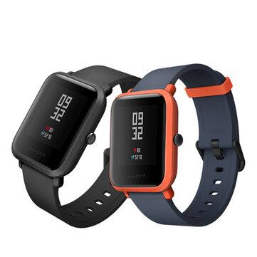 Originale Xiaomi AMAZFIT Pace Lite GPS Bluetooth 4.0 IP68 Montre Smart Version Internationale