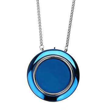 Wearable Air Purifier Necklace PM2.5 Haze Freshner Ionizer Negative Ion Generator Odor Eliminator Remove Smoke Dust