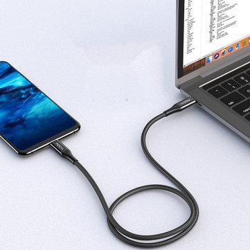 ROCK USB C 3.1 5A Da Type C a Type C Cavo dati di ricarica rapida PD per Macbook Huawei P30 Mate 20Pro Xiaomi Mi9 S10 + Note10