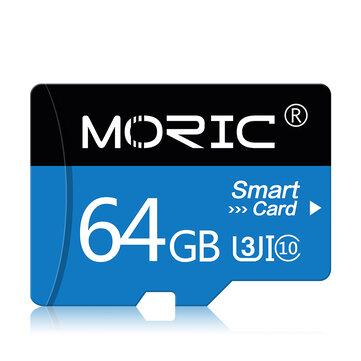 MORIC Memory Card 32GB 64GB 128GB TF Card Smart Card U3 U1 CLASS10 TF Flash Card for Smart Phone Secure Digital Memory Card