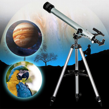 525X 50mm Aperture HD Astronomical Telescope Professional High Resolution Viewfinder Stargazing Telescope
