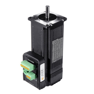 JSS57P3N Nema23 57 3N.m Integrated Closed Loop Stepper Motor Servo Motor with Driver for CNC