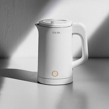 SOLISTA S06-W1 0.6L/1000W Small Electric Kettle 110V-220V Kitchen Water Kettle from XIAOMI Youpin