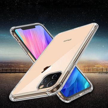 Bakeey Airbag Soft TPU Transparent Shockproof Protective Case for iPhone 11 Pro Max 6.5 inch