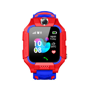 Anti-lost Smart Watch LSB Tracker SOS Call IP67 Waterproof For Child Kids Voice Chat Take Photo