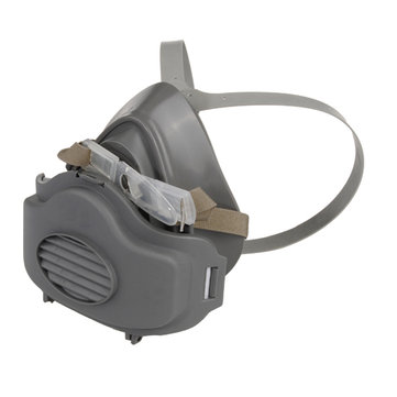 3200 N95 PM2.5 Gas Protection Filter Respirator Dust Mask