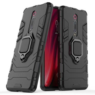 Bakeey Armor Manyetik Kart Tutucu Darbeye Koruyucu Kılıf Xiaomi Mi 9 T / Mi9 T PRO/Redmi K20/Redmi K20 pro