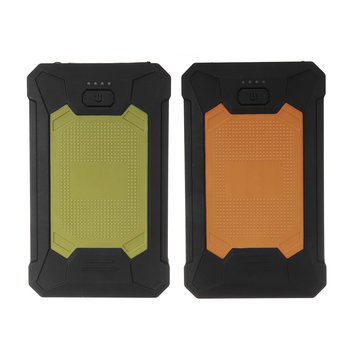 CHIC Portable Car Jump Starter 12V 11000mAh Powerbank Emergency Battery Booster Pack Waterproof with LED FlashLight
