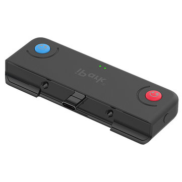 iPark SDA-80 bluetooth 1080P 4K HD Audio Video Same Screen Projector for Nintendo Switch Game Console