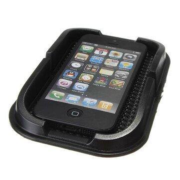 Navegador GPS telefone titular antiderrapante auto carro almofada anti-derrapante tapete de aperto